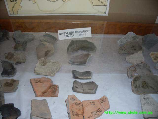 Фрагменти кераміки