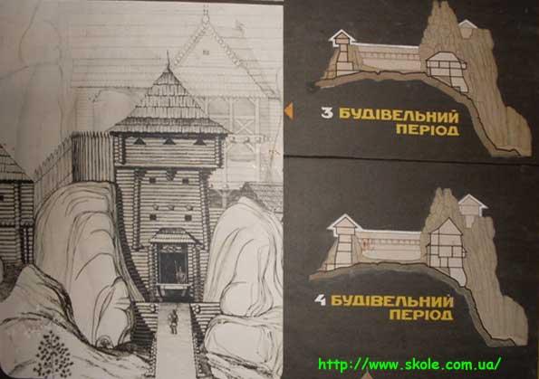 3й і 4й будівельні періоди