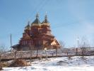 Тухолька - нова церква