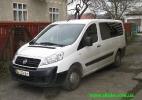 Автомобиль Фиат для перевозок и экскурсий по Карпатах